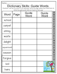 HD wallpapers 3rd grade dictionary worksheets ...