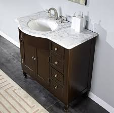 Elegant 24 Bathroom Vanity Combo With With Granite Top Inch  Antique In Vanity Combo37