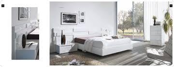 Modern Italian Bedroom Furniture Modern Furniture Los Angeles Pair Of Solid Elm Nightstands By La