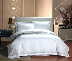 hotel style bedding duvet cover 4pc 100 cotton white hotel style duvet cover set with piping