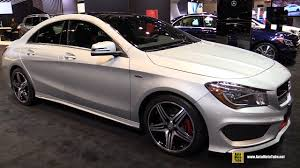 Rated 4.6 out of 5 stars. 2015 Mercedes Benz Cla Class Cla250 4matic Exterior Interior Walkaround 2015 Chicago Auto Show Youtube