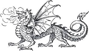 Dragon Coloring Pages For Adults New Fire Breathing Karen Free
