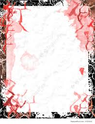 Paper Borders Templates Borders And Frames Bloody Paper With Grunge Border Digital
