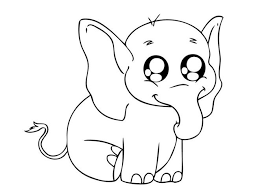 Small Picture Baby Elephant Coloring Book Pages Coloring Coloring Pages