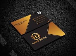 Design Professional Business Cards Social Media Designs