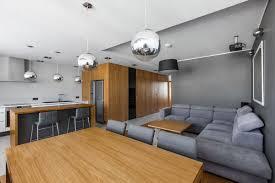 Appartement Met Een Combinatie Van Hout En Grijs Zimmo