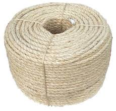 32mm Sisal Rope sold by the 220m coil