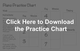 Piano Practice Chart Printable Piano Practice Chart Figaro Music Studios