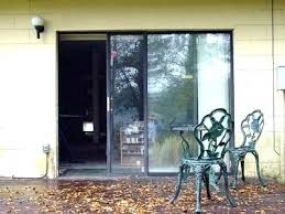 cleaning sliding glass door track sliding glass doors a fixture in most homes require a bit
