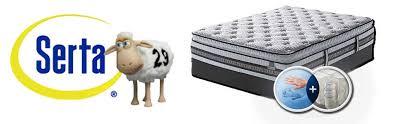 The Mattress Place Serta Mattresses Sheep and Comfort CoolSerta
