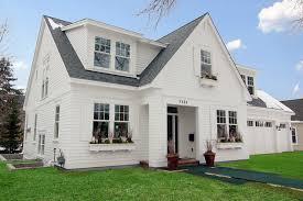Great Neighborhood Homes transitional-exterior
