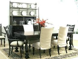 chair covers black and white slipcovers dining room also ikea slipcov
