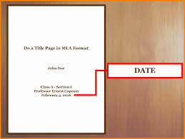 016 How To Make Cover Page For Mla Research Paper Museumlegs