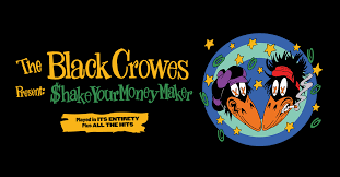 Live Nation Darien Lake Seating Chart The Black Crowes Present Shake Your Money Maker 2020 World