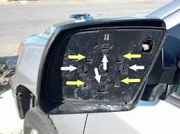 Broken side mirror replacement - Toyota Tundra Forums : Tundra ...