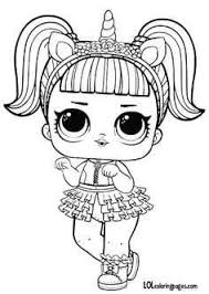 Lol Coloring Pages Lovely Cute Bee Coloring Page Glitter Queen Bee