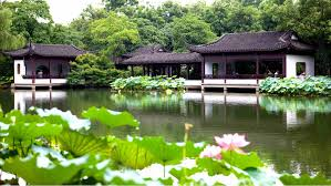 Waterscape Garden Designs The Philosophy Of Water In Classical Chinese Gardens Cgtn