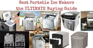 best portable ice makers ing guide