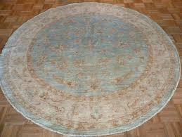 6 foot round rug