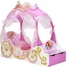 Princess Canopy Toddler Bed | Furniture Design