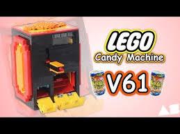 Lego Candy Vending Machine Amazing 48 Best Lego Machine Images On Pinterest Lego Candy Lego And Legos
