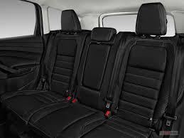 2018 ford escape rear seat