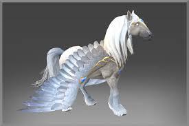 wings of daybreak keeper of the light immortal mount dotabuff