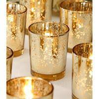 gold mercury candle holders. Plain Holders Gold Mercury Glass Votive Candle Holders On U