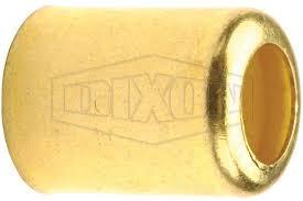 Ferrule Color Chart Brass Ferrules For Air Fluid Dixon Valve Us