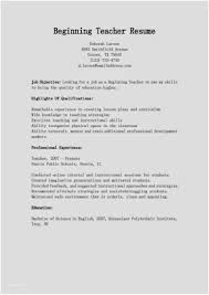 47 Teacher Resume Cover Letter Ambfaizelismail