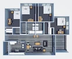 Best Bedroom Modern 4 Bedroom Apartments In Boston 2 Astonishing 4 With  Regard To 4 Bedroom Apartments In Boston Remodel