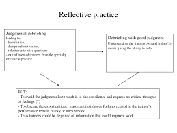 Good Judgement Examples Effective Learning In Simulation How Can We Help