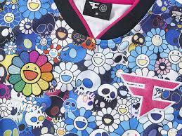 View takashi murakami's 9,908 artworks on artnet. Takashi Murakami Designed An Esports Jersey For Faze Clan The Verge