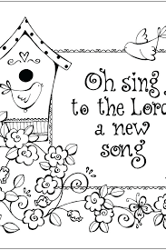 Coloring Pages Bible Verse Coloring Pages For Preschoolers
