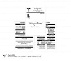 doctor prescription pad tvw038 doctor medical prescription pad wedding invitation suite