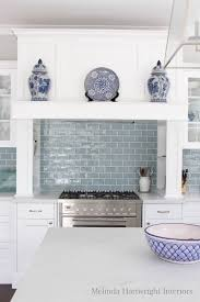 Melinda Hartwright Interiors, Hamptons homes, interior decorating, blue and  white. Blue Kitchen TilesBlue ...