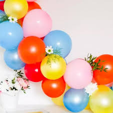 Can be used on a wall or as a photo frame. 5 Ways To Use Balloons When You Don T Have Helium Coterie Coterie