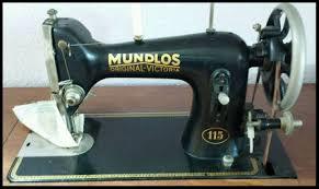 Mundlos Sewing Machine