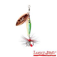 <b>Блесна Lucky John Train</b> Blade Long 06   купить