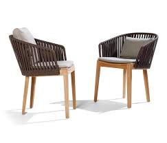 classic modern outdoor furniture design ideas grace. Tribu Furniture. Mood Dining Chair | Teak By Tribù Garden Chairs Furniture B Classic Modern Outdoor Design Ideas Grace I