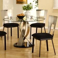 small round glass top dining table kitchen glass table set small rectangle glass top dining table