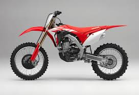 2018 honda motorcycles lineup. simple honda 2018 honda crf450r throughout honda motorcycles lineup