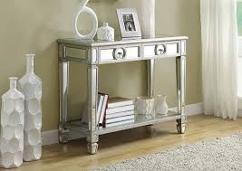 mirror tables furniture. classic mirrored console mirror tables furniture o