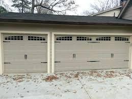 pick up dented garage door repair cost
