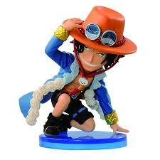"<b>One Piece</b> 3"" World Collectible Mini <b>Figure</b>: <b>Ace</b> | Walmart Canada"