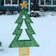 Mesh Christmas Tree Light Covers