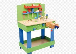 workbench toy tool child wood ping dou
