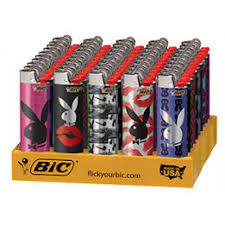 Bic Lighter Designs Bic Lighter Design 50ct