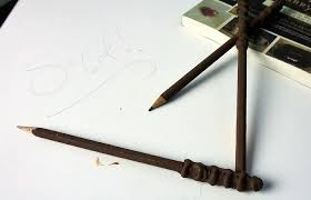 how to make wand pencils feature
