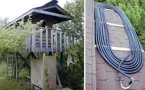 solar diy outdoor shower plans ideas 5